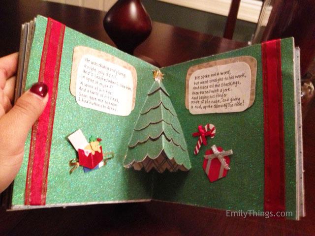 Pop Up Christmas Tree