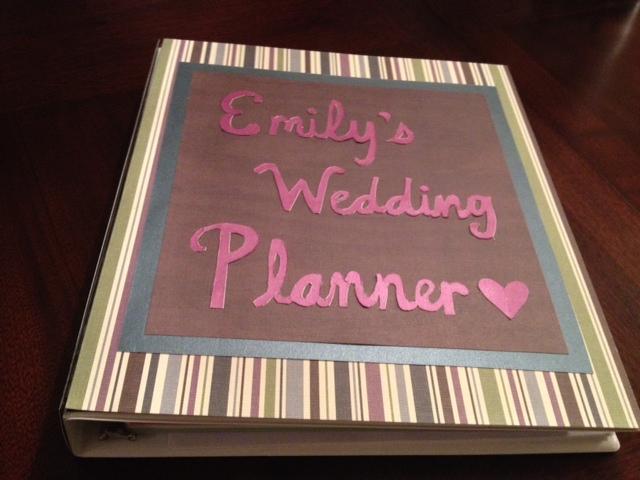 Wedding Planner Binder Diy Wedding Planner Binder