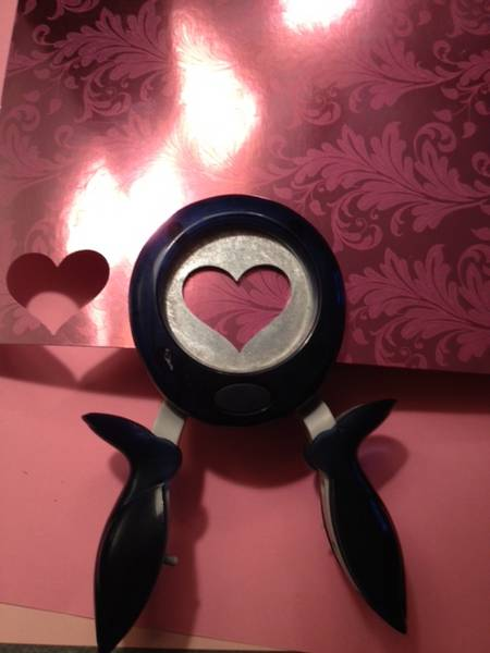 How to Make a Pop Valentine Card Tutorial
