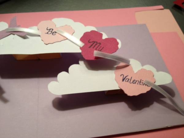 How to Make a Valentine Pop Up Card