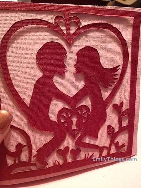 valentine pop up card – How to Make Pop Up Valentine Cards