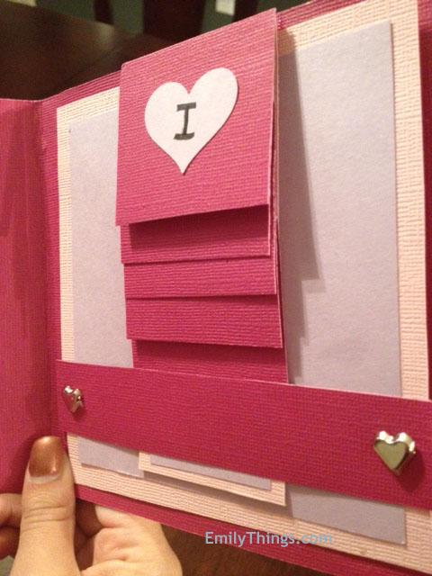 Valentine Pop Up Card Hidden Message – How to Make a Valentine Pop Up Card