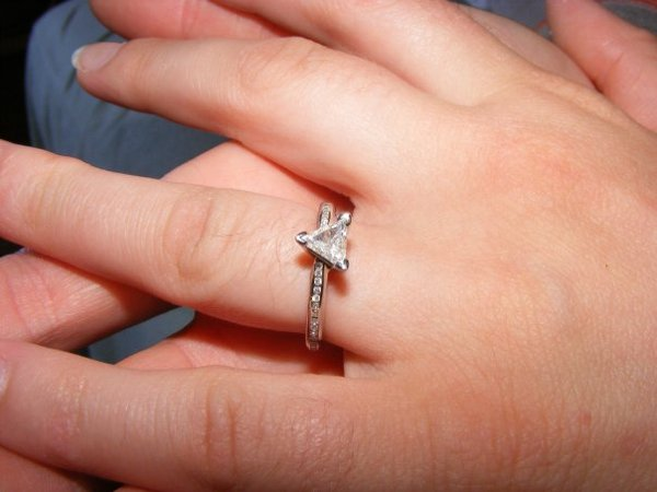 Unique Wedding Rings From Readers