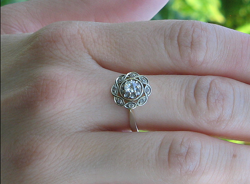 Unique Wedding Rings from Readers Emilys Enchantments