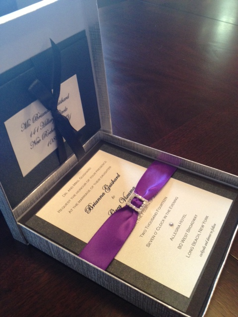 ElegantBoxedInvitationWedding