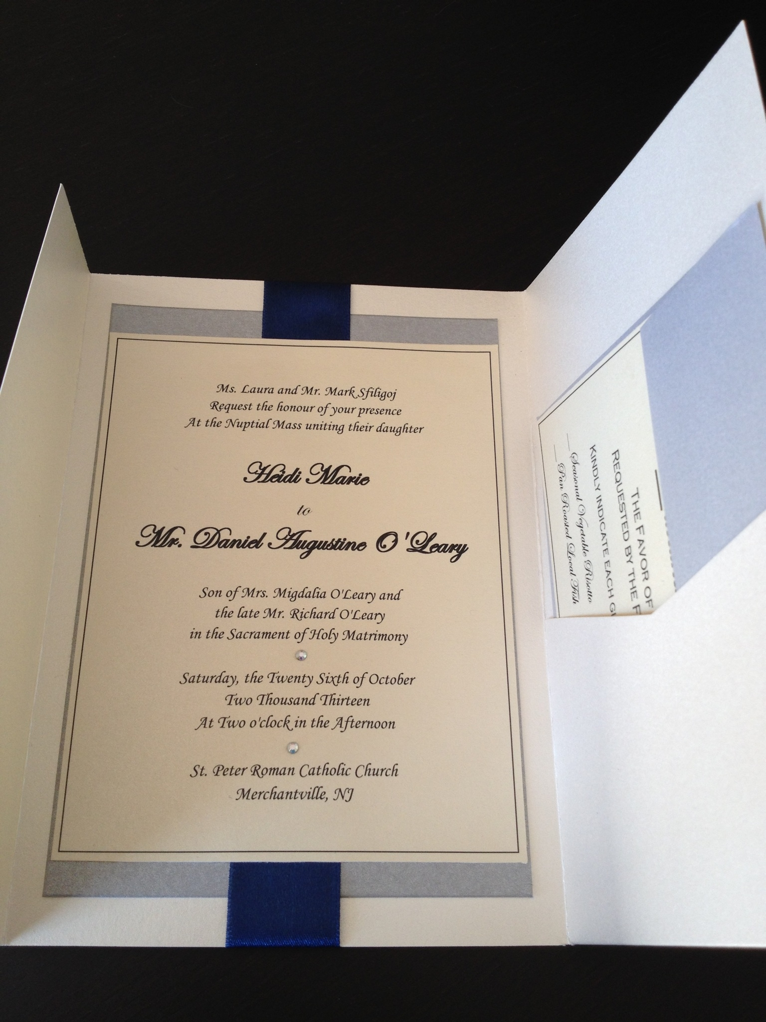 wedding invitations emilys enchantments